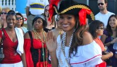 Cayman Islands Pirates Week Festival