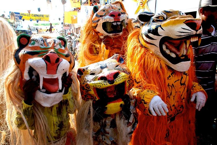 Haiti: Carnaval de Jacmel