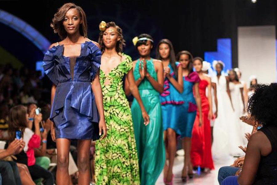 Caribbean Fashion Week 2012