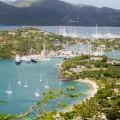 Yachts & Sailboats in Antigua Harbor
