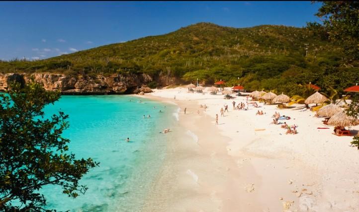 Curacao: Knip Beach