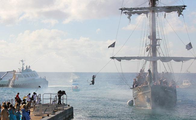 Grand Cayman Pirates Week