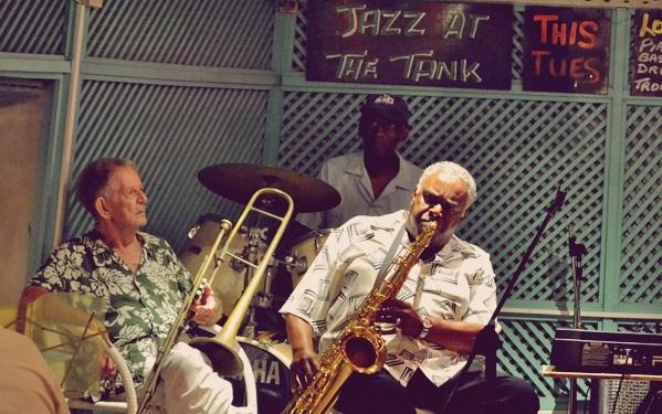Jazz at Lobster Alive