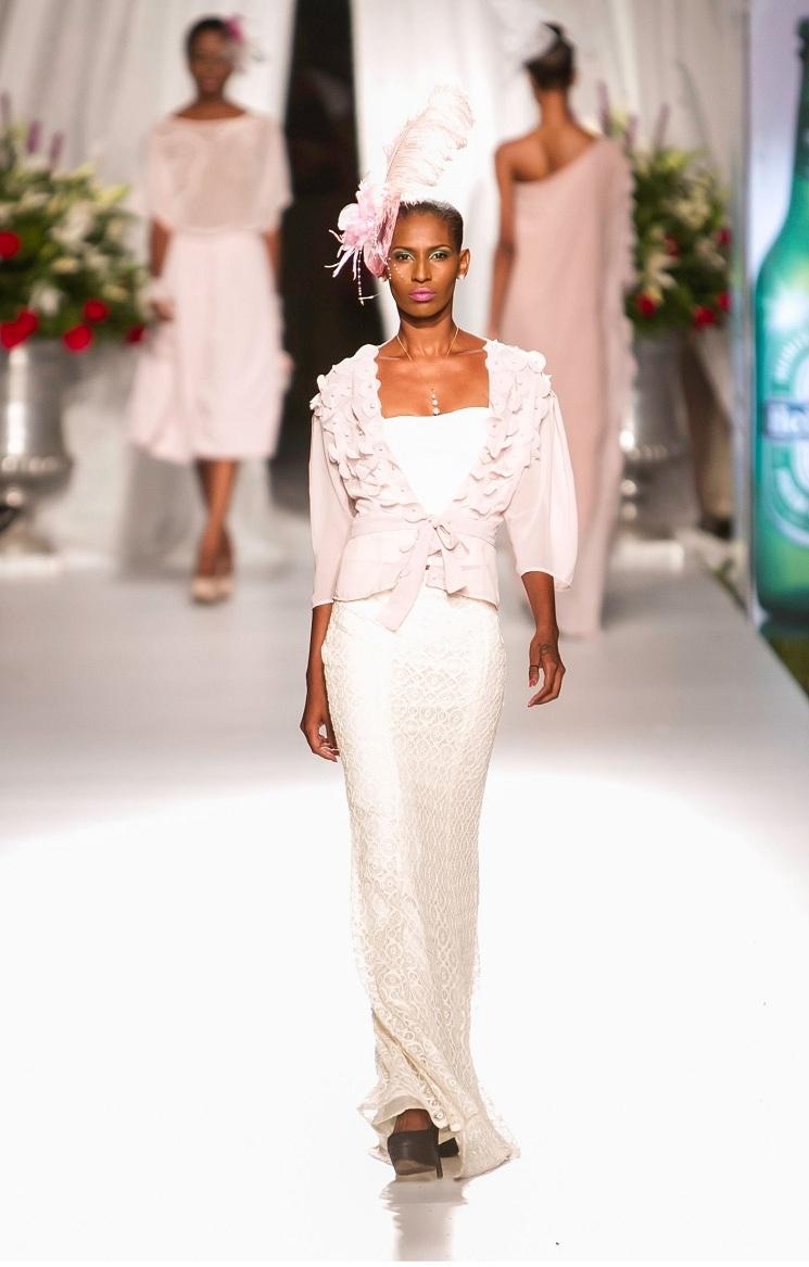 Caribbean Fashion Designers: Lubica: Dream Collection