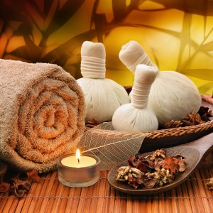 Massage Spa & Candlelight