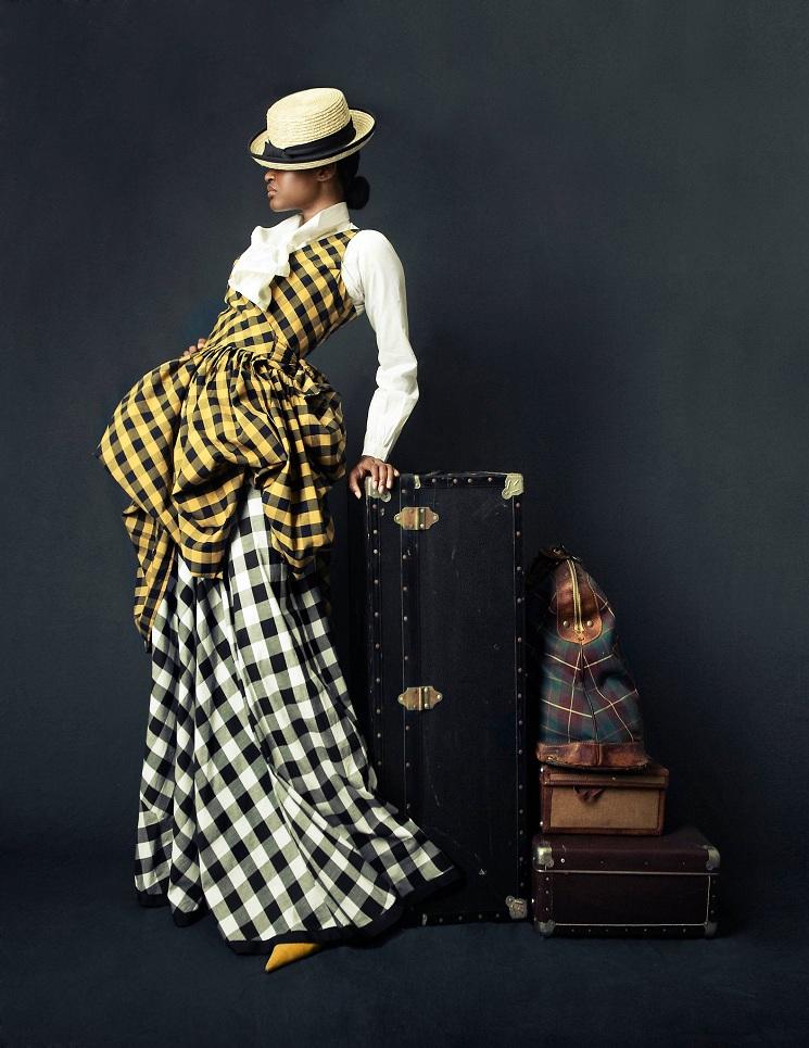 Caribbean Fashion Designers: Meiling Esau: 2011 Collection