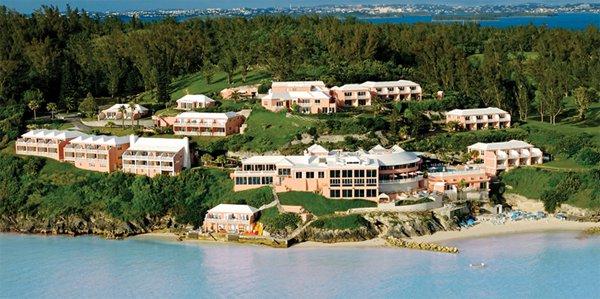 Pompano Beach Club Bermuda Wedding