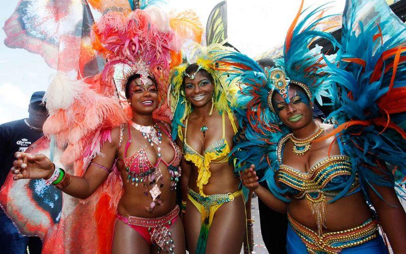 Trinidad Amp Tobago Carnival Caribbean Amp Co