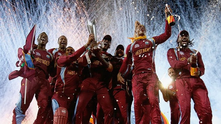 West Indies Cricket Team: T20 World Champions 2012