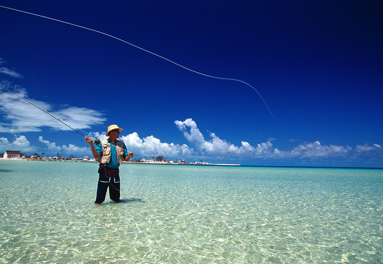 Bahamas: fishing