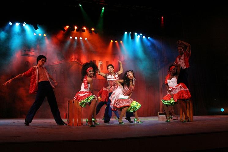 Cuba: Cultural Performance