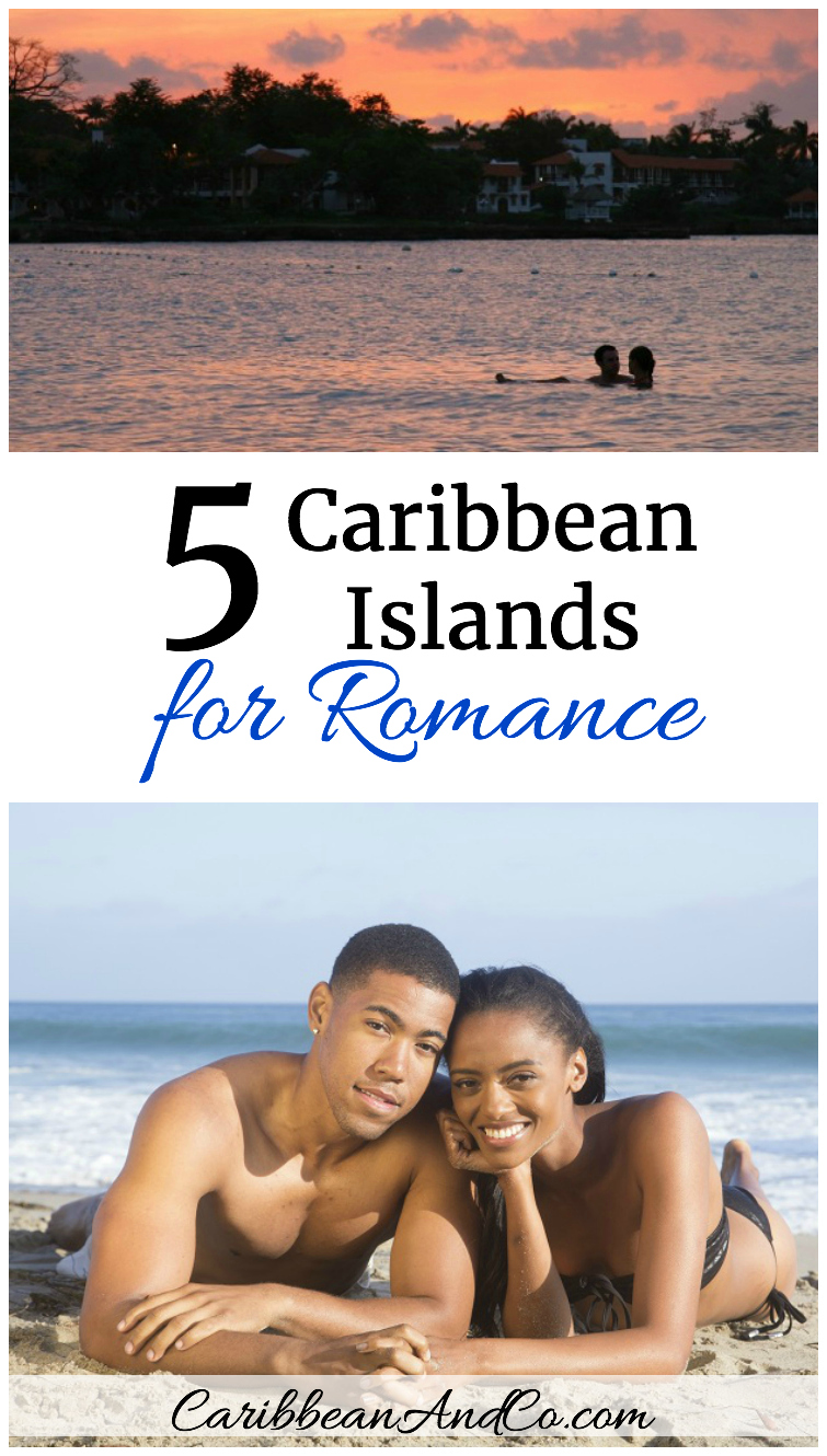 Check out these five Caribbean destinations which are ideal for a honeymoon or romantic holiday.