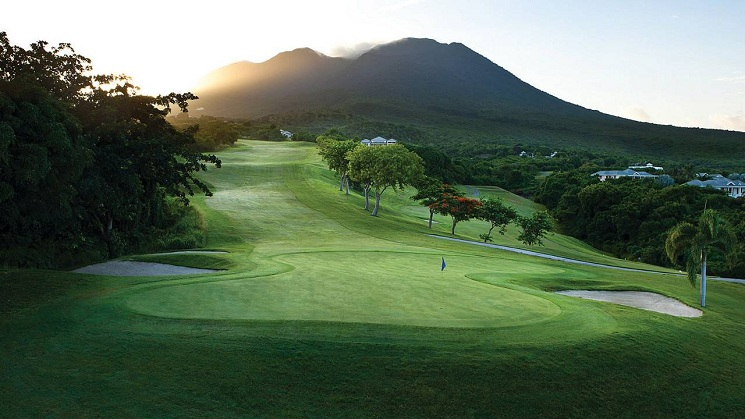Four Season Resort Nevis: Robert Trent Jones II Golf Course