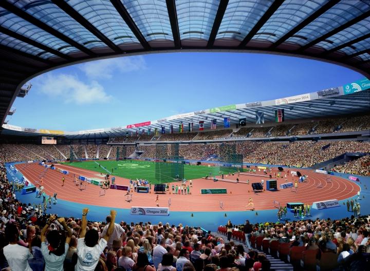 Glasgow 2014 Athletics