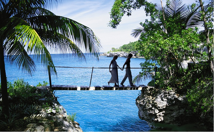 Jamaica: Love Bridge