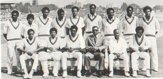 West Indies Cricket Team: 1975 Cricket World Champions