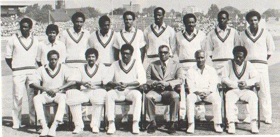 West Indies Cricket Team: 1975 Cricket World Champions