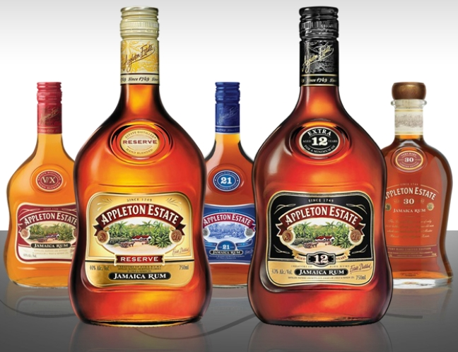 Caribbean Rum Drinks: Appleton Estate Jamaica Rum: From Cane To Cup