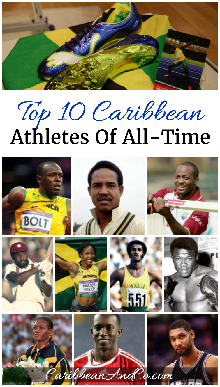 10 Of The Best Books On Italy: Top 10 Caribbean Athletes Of All-Time