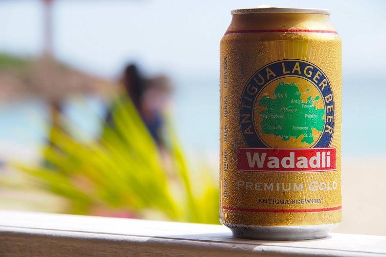 Antigua: Wadadli Beer