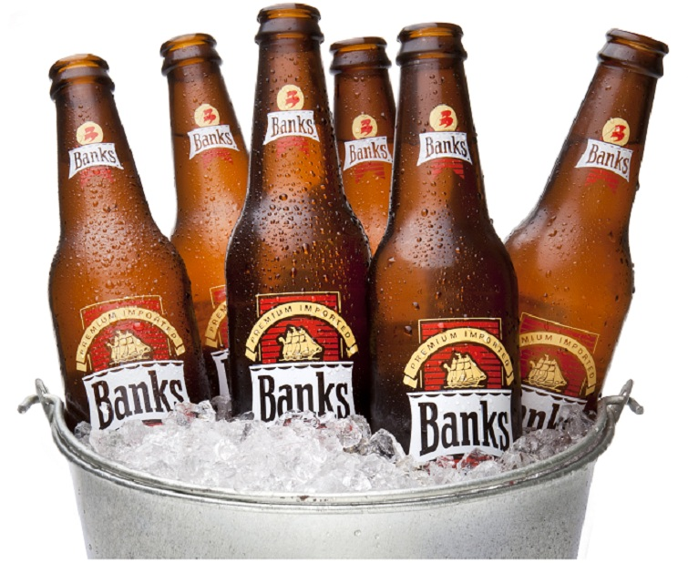 Barbados: Banks Beer