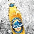 St Lucia: Piton Beer