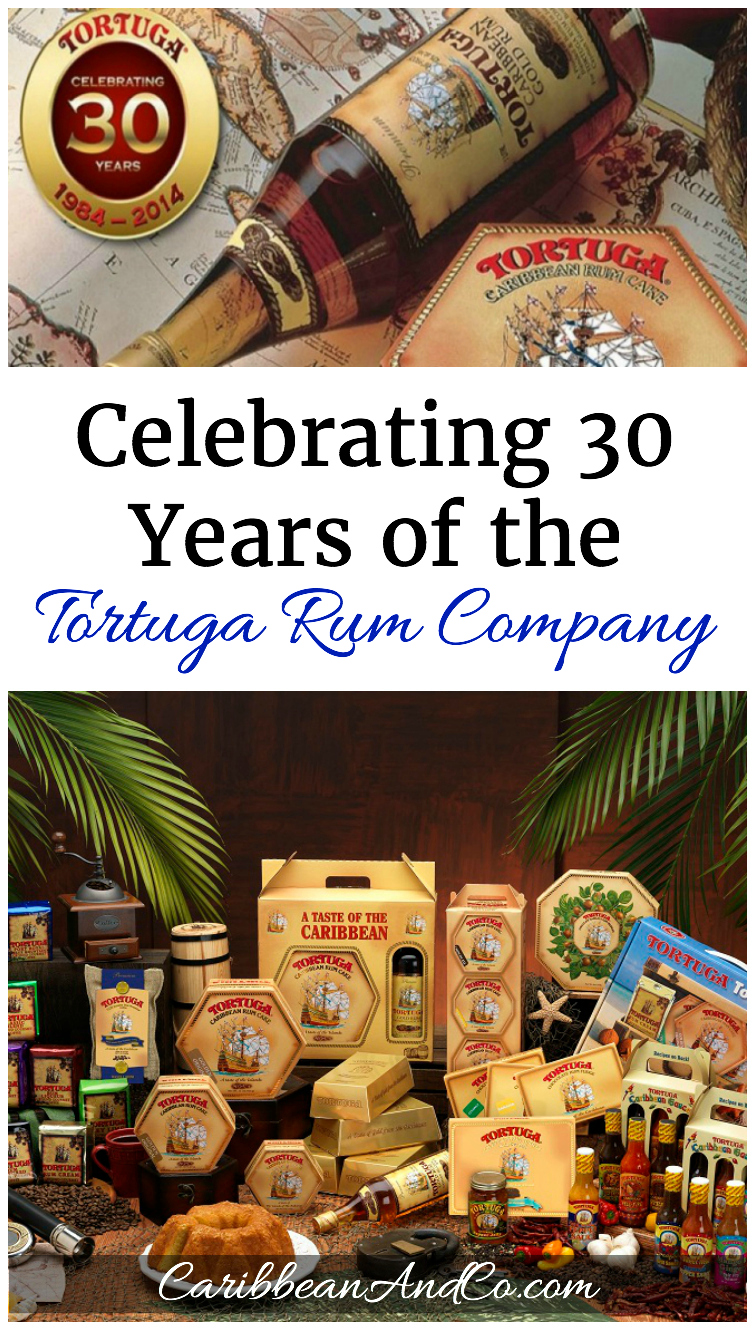 For 30 years now, the The Tortuga Rum Company has been providing delicious Tortuga Rum Cakes to visitors to the Cayman Islands and others across the region; also now internationally.
