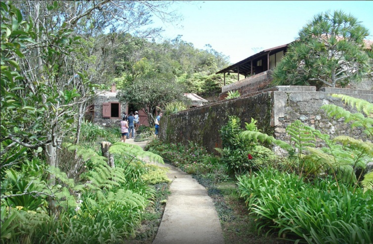 Cuba: First Coffee Plantation