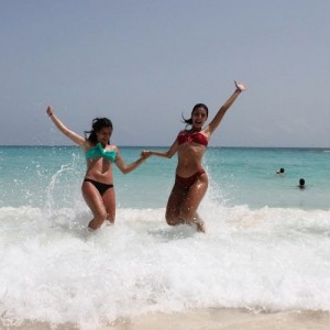 Dominican Republic: Beach Day at hard Rock Hotel Casion Resort Punta