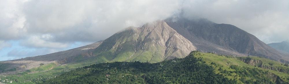 Montserrat: Soufriere Hills Volcano
