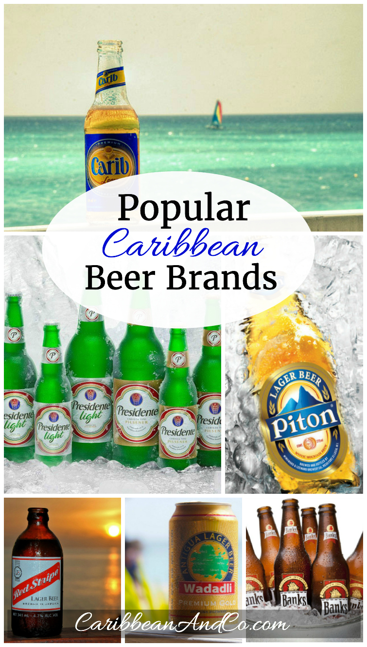 Discover the extensive range of beers available when you travel to the Caribbean.