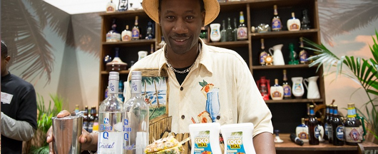 Rumfest: Ian Burrell: Global Rum Ambassador