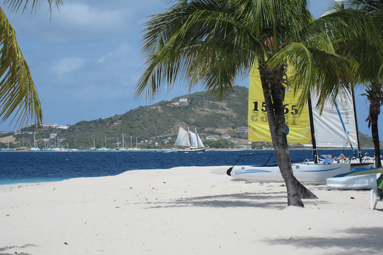 St Vincent & The Grenadines: Palm Island. Photo Credit: © SVG Tourism Authority.