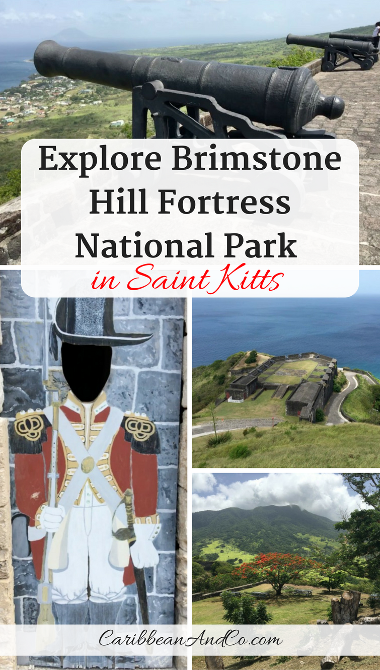 Visit Brimstone Hill Fortress National Park when you travel to St Kitts for vacation as it is one of the current 19 Caribbean UNESCO World Heritage sites due to the historical, architectural and cultural significance of the fortress. From the lofty perch, vistas of the Caribbean sea, neighboring islands and lush rainforest abound