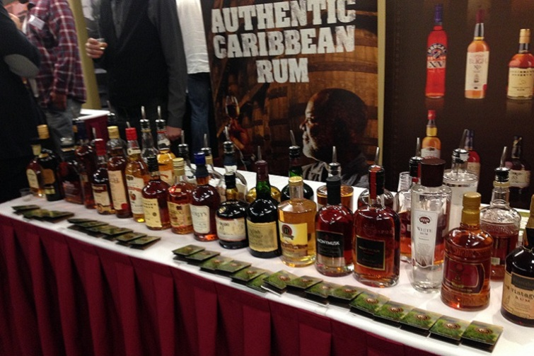 Rumfest 2014: Authentic Caribbean Rum