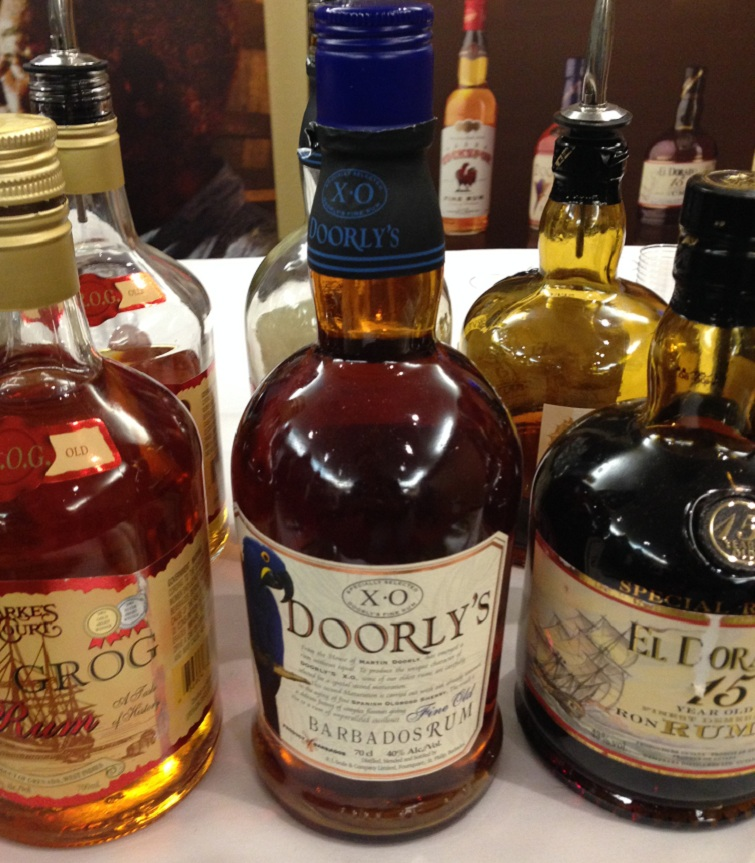 Authentic Caribbean Rum: Doorly's XO