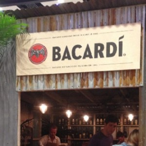 Rumfest 2014: Bacardi Rum