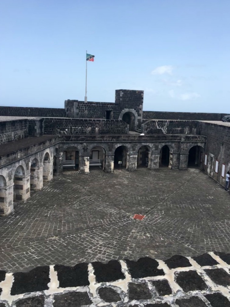 St Kitts: Brimstone Hill Fortress National Park - Citadel. Photo Credit: © Ursula Petula Barzey.