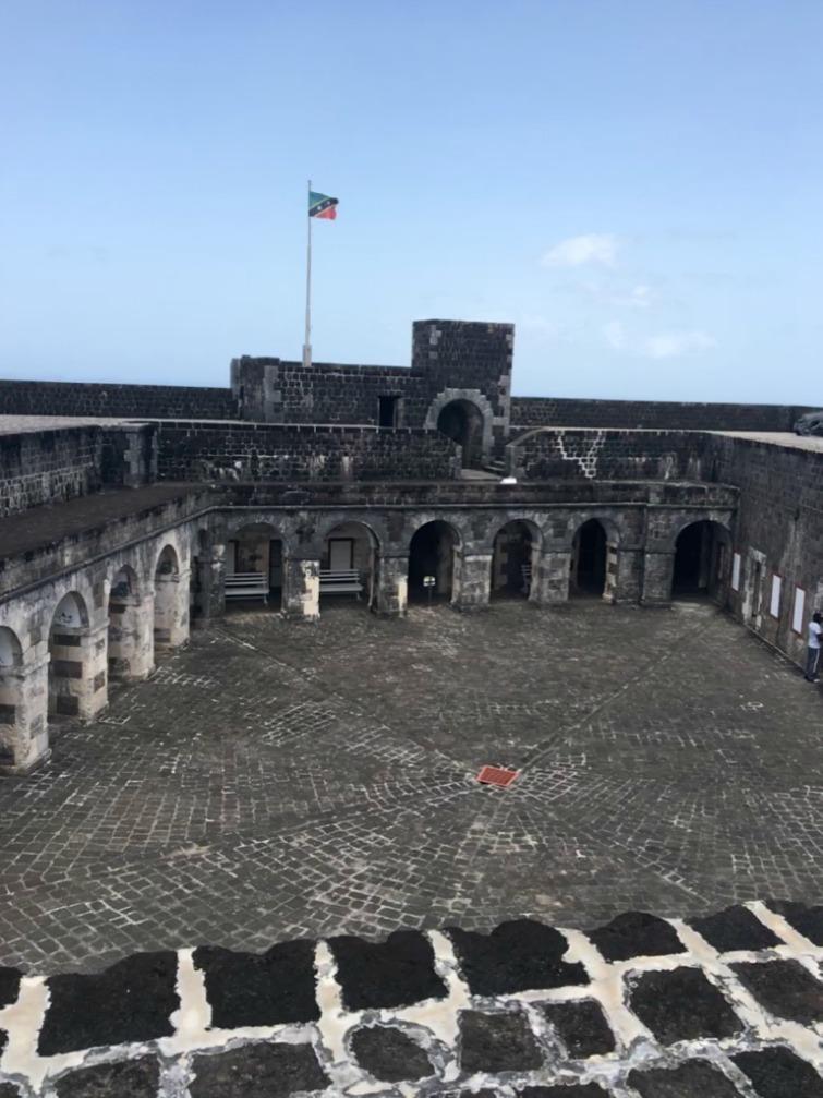 St Kitts: Brimstone Hill Fortress National Park - Citadel. Photo Credit: © Ursula Petula Barzey.