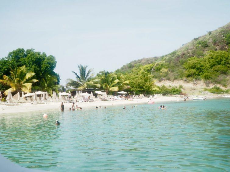 St Kitts: Reggae Beach. Photo Credit: © Ursula Petula Barzey.
