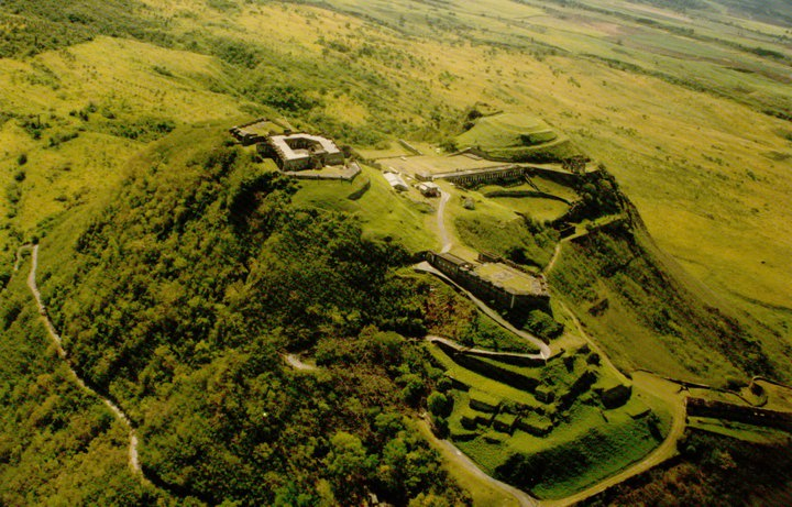 Explore Brimstone Hill Fortress National Park In St Kitts Caribbean Amp Co