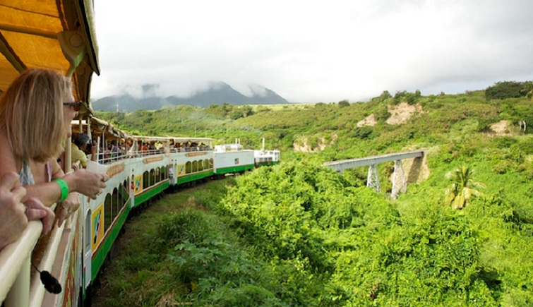 St Kitts: Scenic Railway