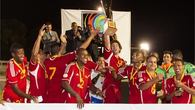 Cuba: Caribbean Cup 2012 Champions