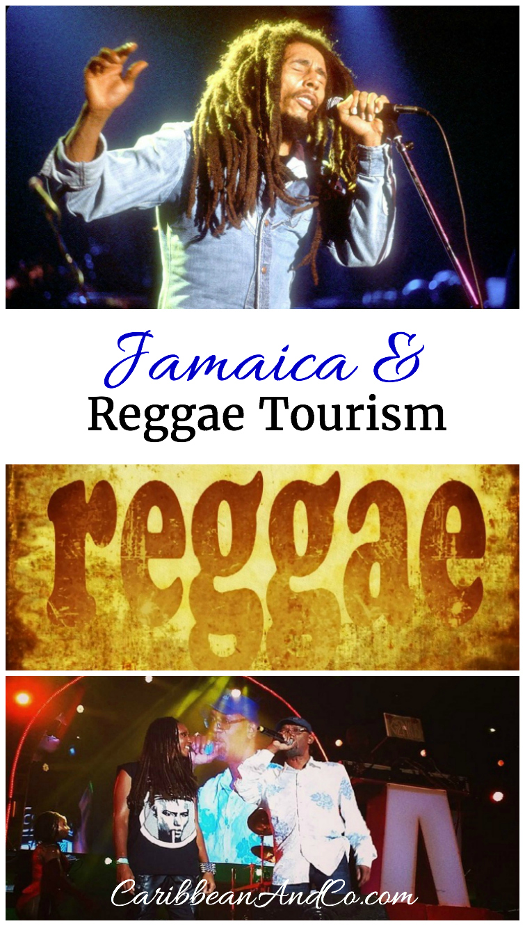 Reggae music made world popular by Bob Marley is important to Jamaica's tourism.  In fact, each February  in Jamaica is now known Reggae Month with a full slate of events to celebrate the contribution of reggae music to the country's economy and vibrant culture.