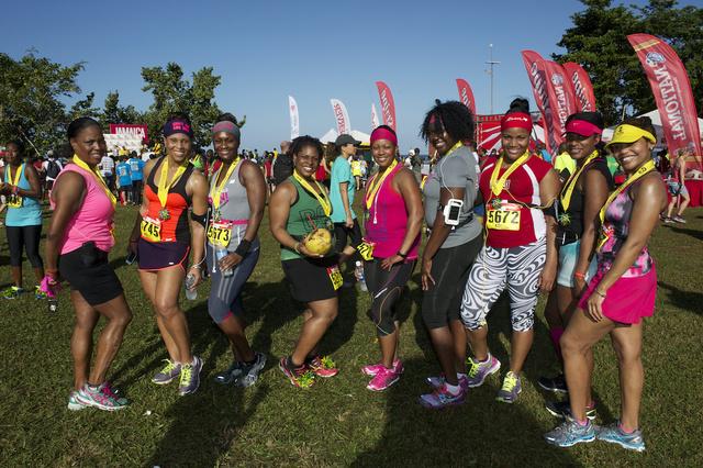 Jamaica: Reggae Marathon
