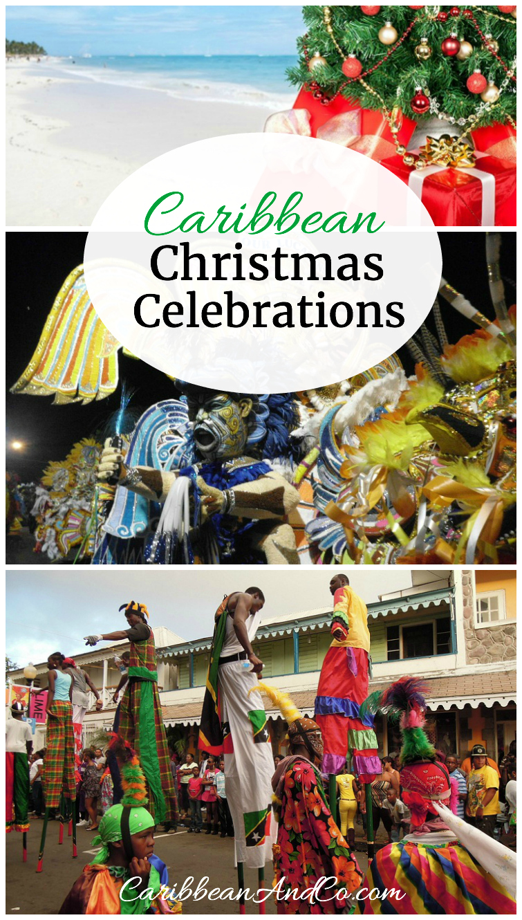 Find out about Christmas traditions in the Caribbean which involves plenty of partying, visiting and festivity.