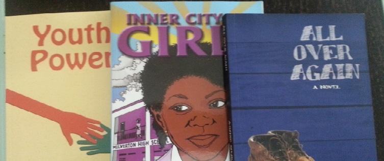 Caribbean Books: Youth Power, Inner City Girl, All Over Again