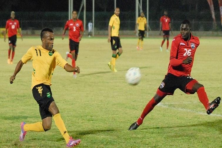 Caribbean Cup 2014 Championship match: Trinidad v Jamaica