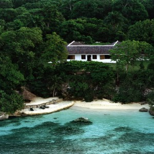 Goldeneye House in Jamaica