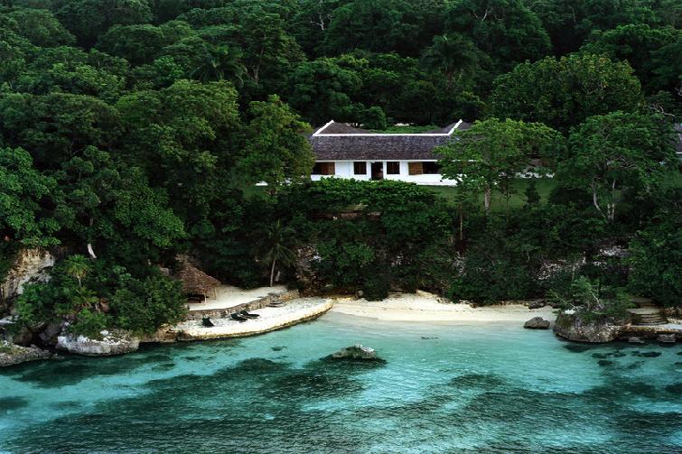Goldeneye House in Jamaica